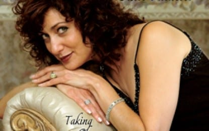 Utica chanteuse opens January JazzFest Sunday at Mohegan Manor