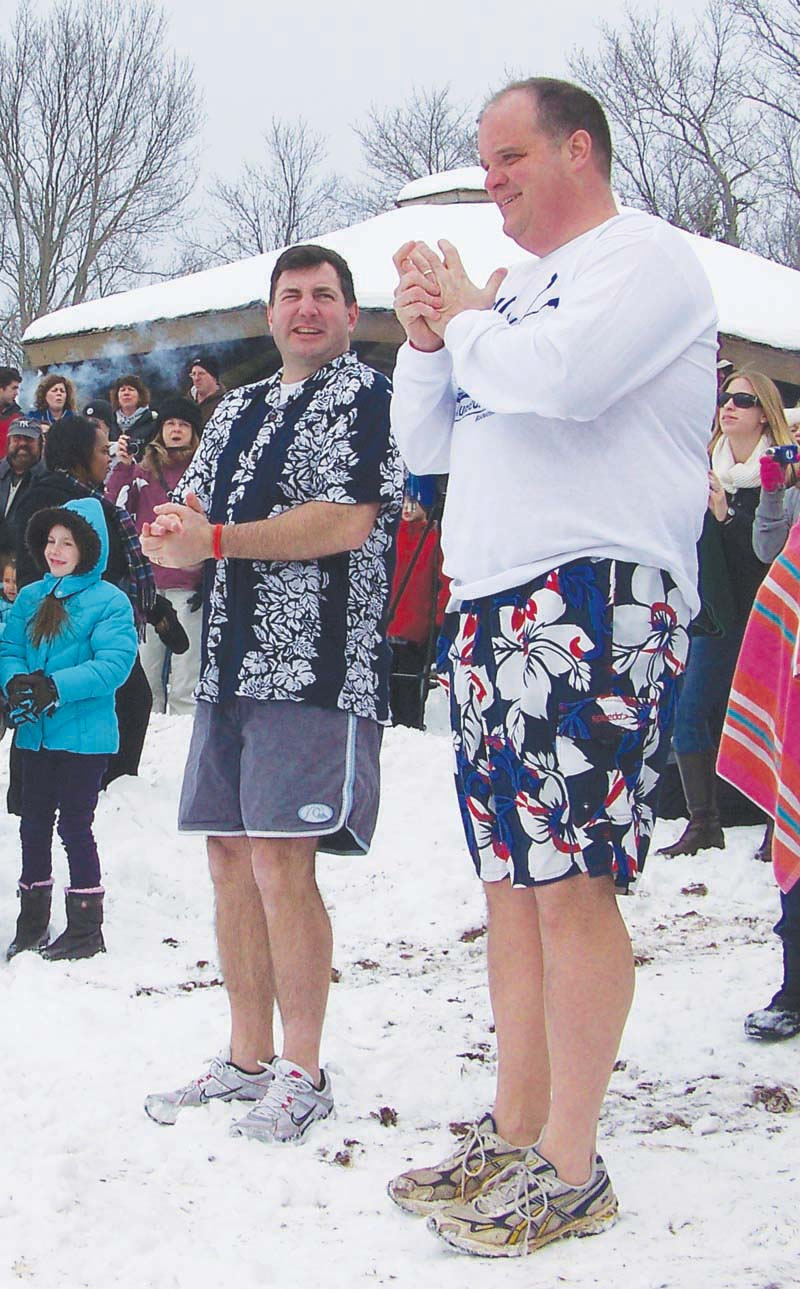 B'ville Big Chill – Time for Plunge