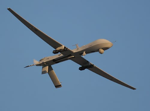 Gizmo warfare: What is a reaper drone?