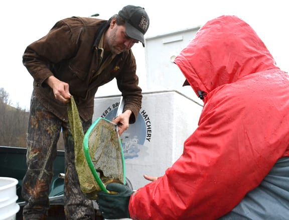 County stocking program, rich waters make Onondaga County popular for trout fishing