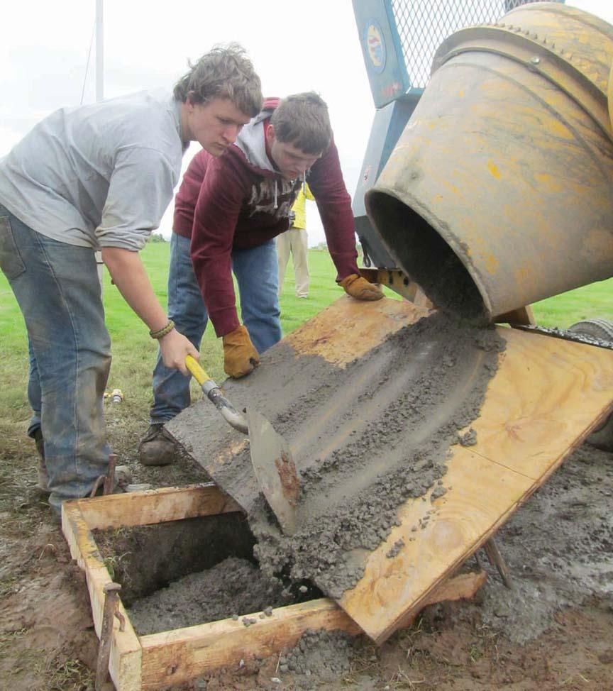 Resurrecting history in Van Buren