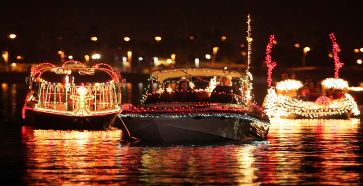Parade of lights planned for Seneca River