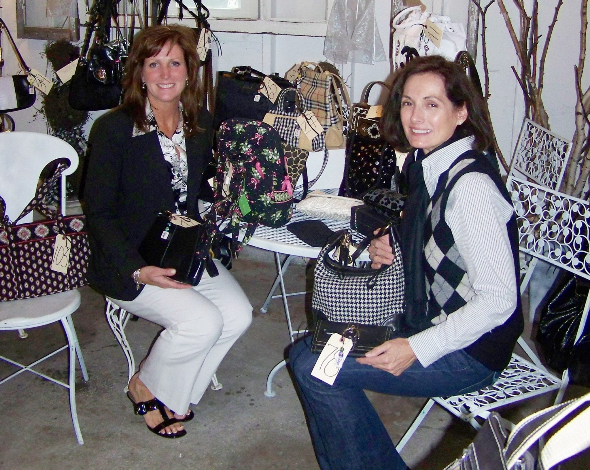 Handbags for Hope silent auction returns to Cottage Designs