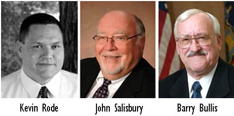 Three candidates vie for Lysander supervisor seat