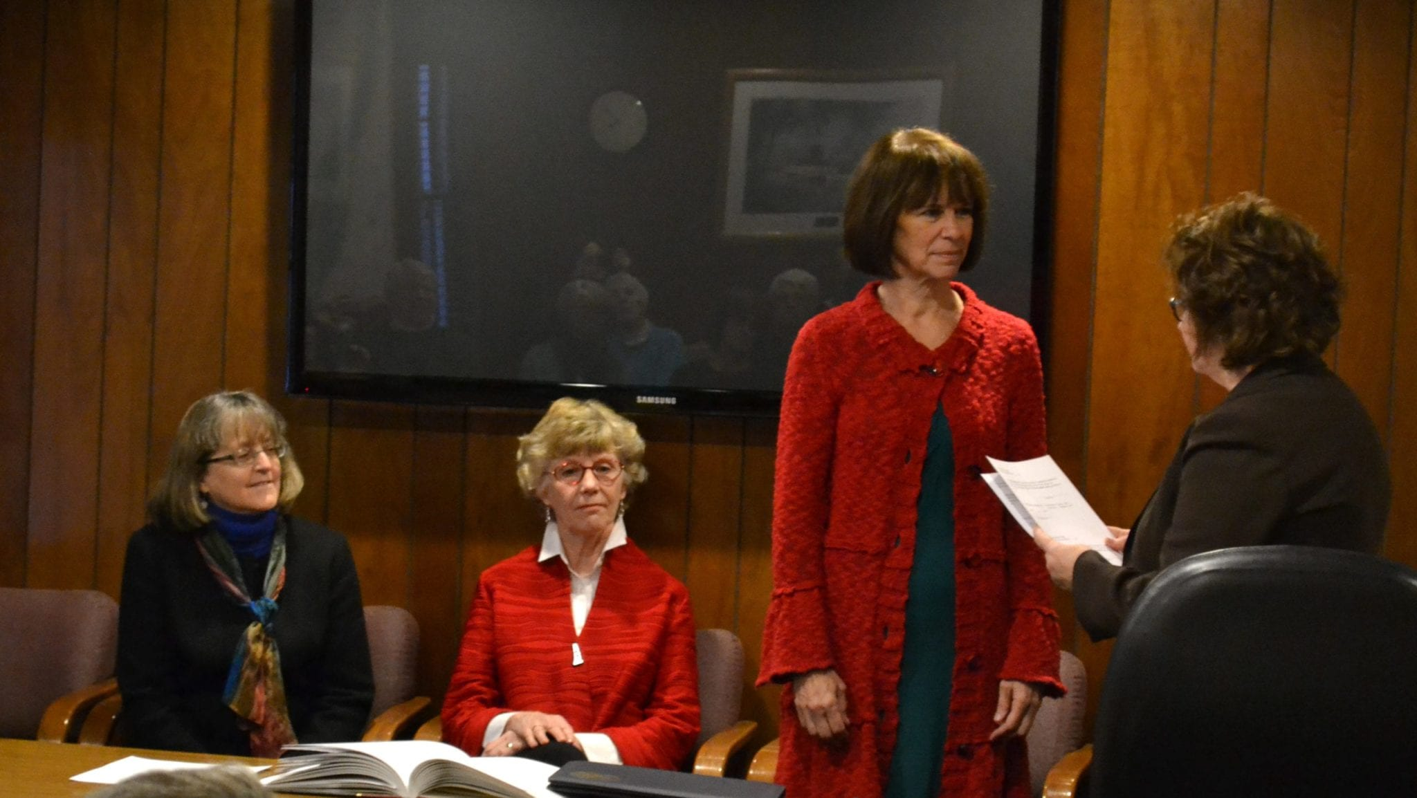 Skaneateles electees prepare to start terms, take oaths