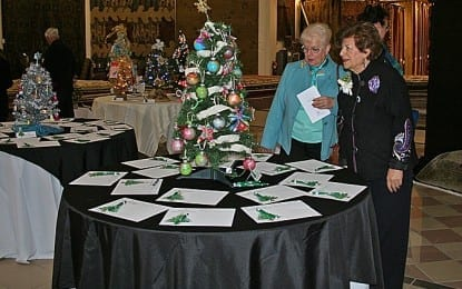 Annual 'Festival of Miniature Trees' to be held Dec. 1 to 15