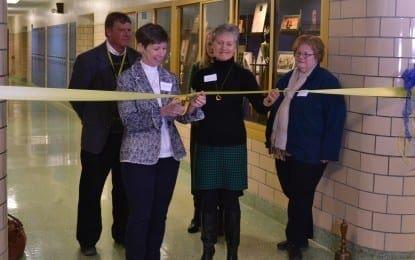 Skaneateles schools, community celebrate new high school technology lab