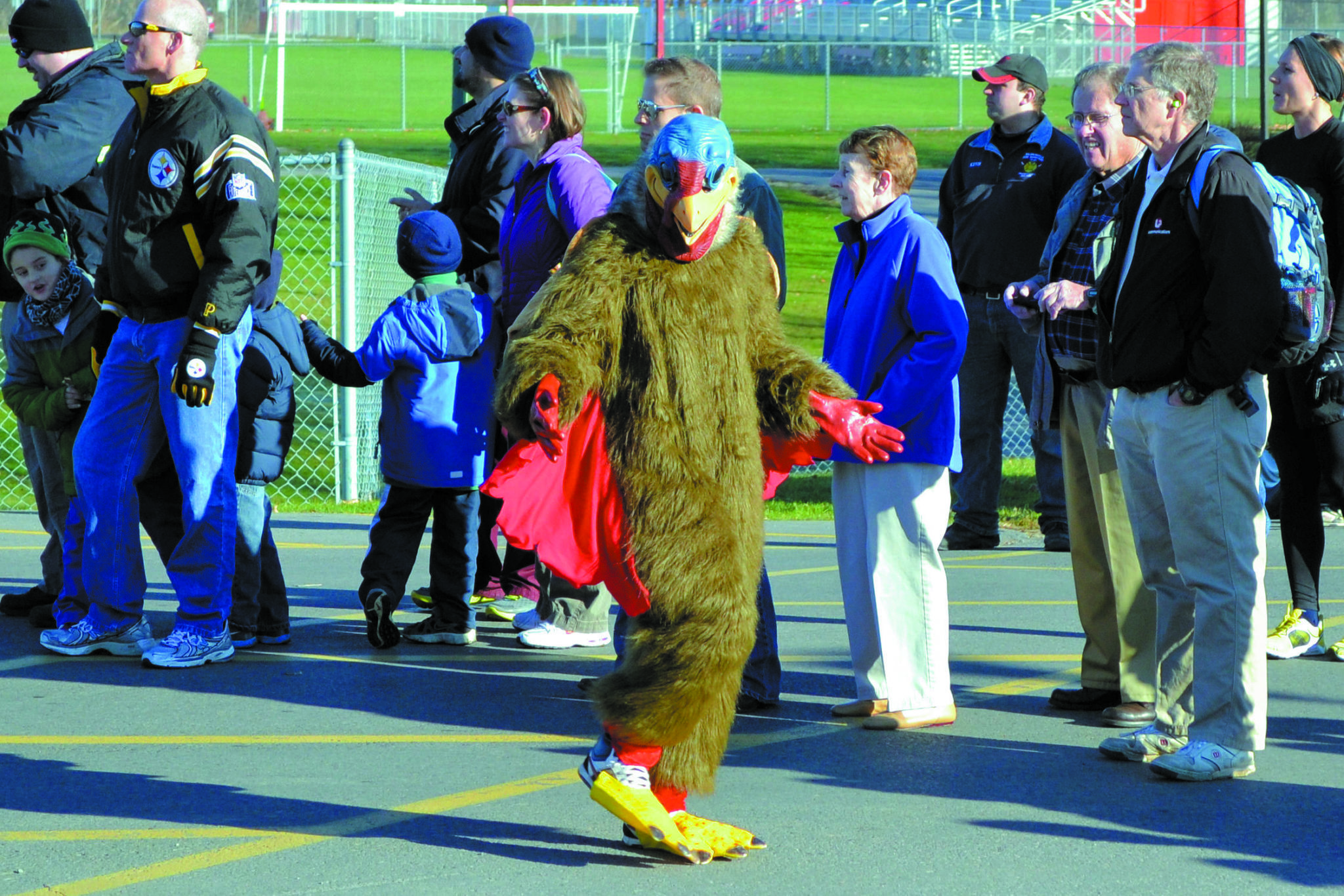 Baldwinsville Turkey Day Race returns