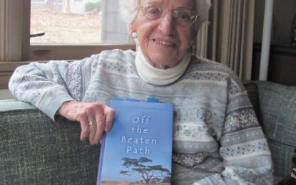Join her on a trip 'off the beaten path'