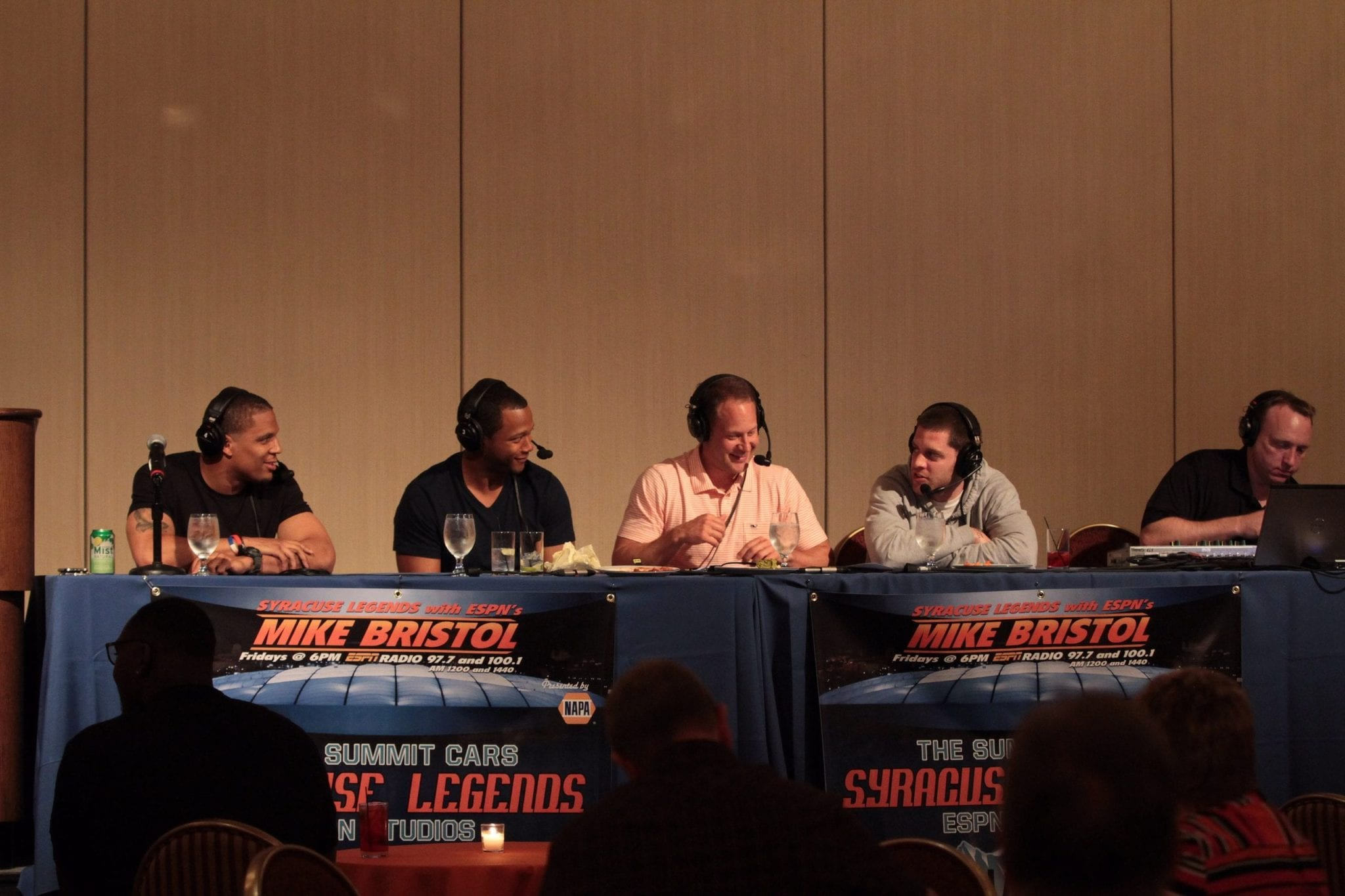 Syracuse Legends radio show catches on