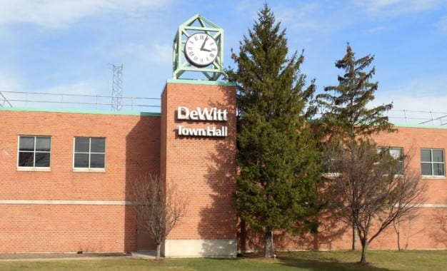 DeWitt town cleanup coming Oct. 1