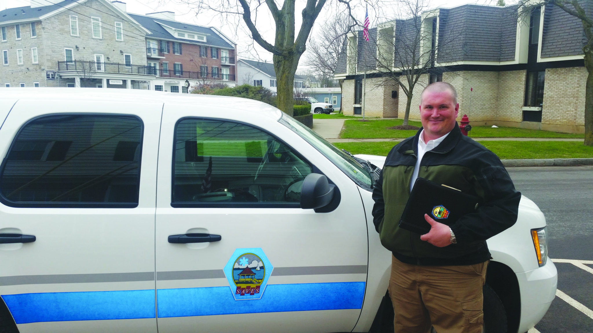 SAVES director honored for leadership