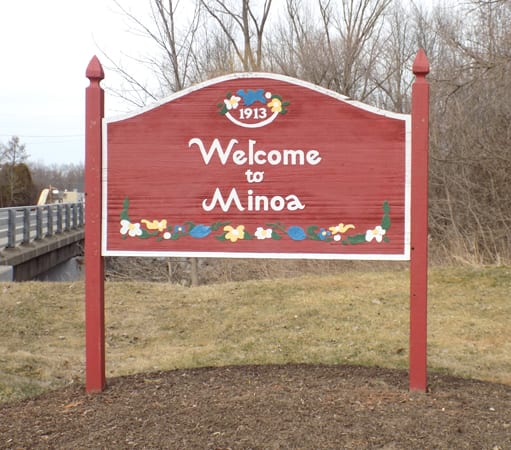 Minoa qualifies for $100,000 clean energy grant