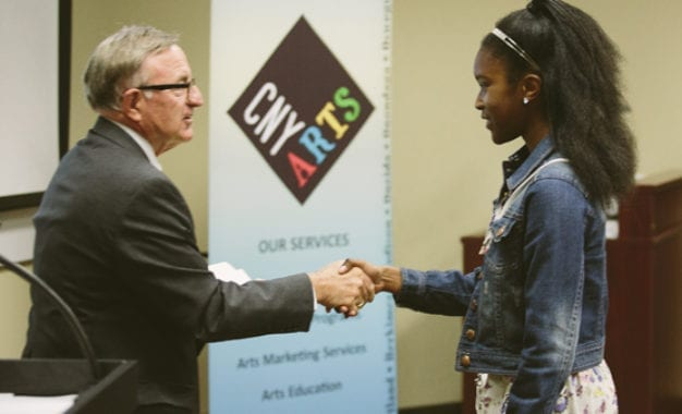 Scholarships presented to Onondaga County's most gifted young artists