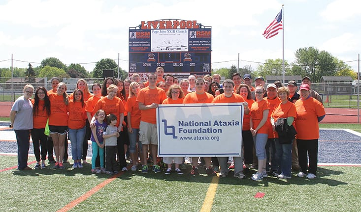 Walk for Dave is Aug. 6