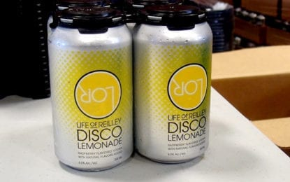 DISCO TIME: Newest Cazenovia-made adult beverage set for official sales release at farmers market