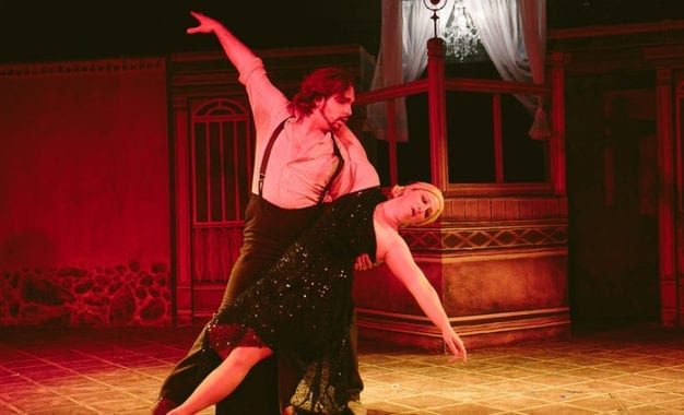 THEATER REVIEW: 'Evita' dazzles