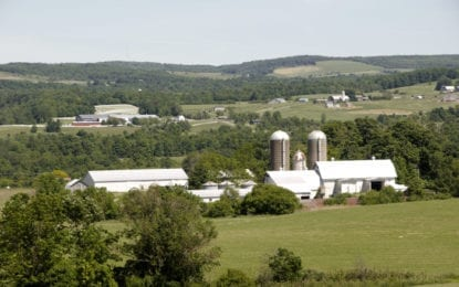 Town board amends zoning law to further support agriculture
