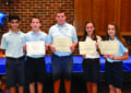 IC sixth graders receive end-of-year awards