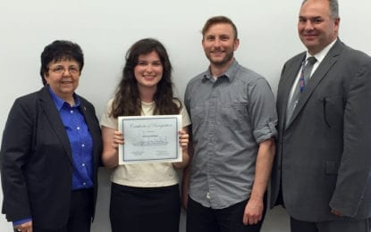 Mulligan, ESM art alum, among 16 worldwide honored for AP exam