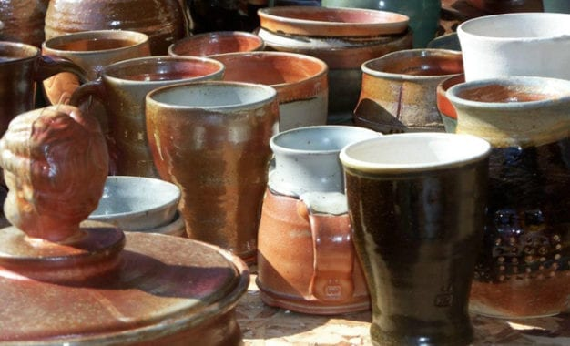 Syracuse Ceramic Guild Annual Pottery Fair returns to Caz Aug. 20-21