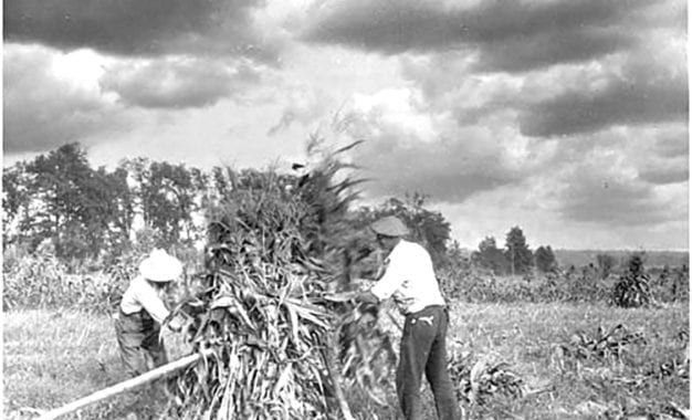 Remembering Clay: Farming in the 1920s