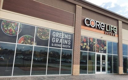 CoreLife active lifestyle eatery launches franchising opportunities