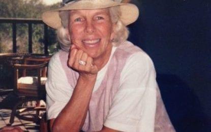 Mary Ann Barnum, 92