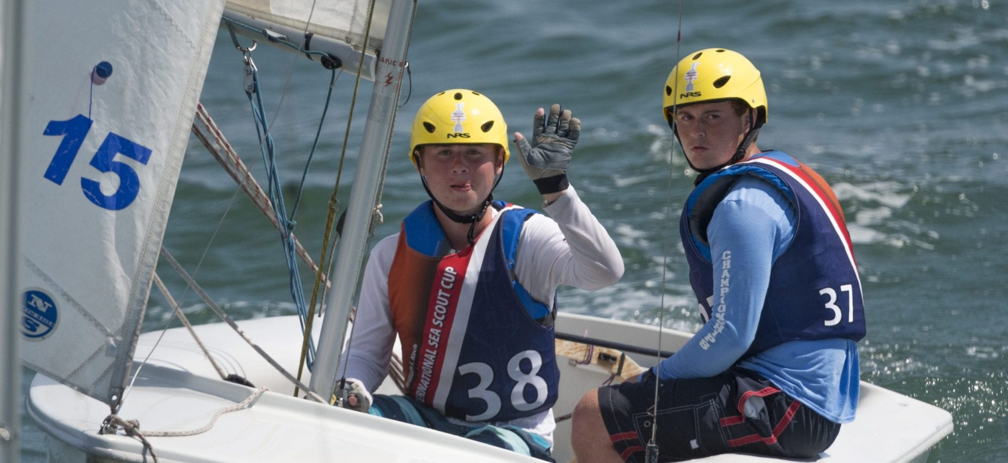 Local Sea Scouts snag second place in Kiwi Cup