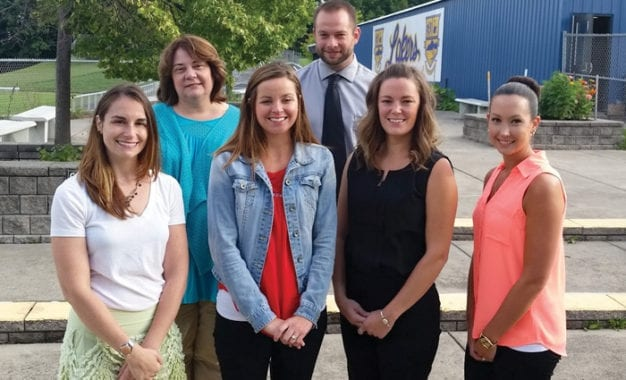 Cazenovia CSD welcomes new teachers for 2016-17 school year