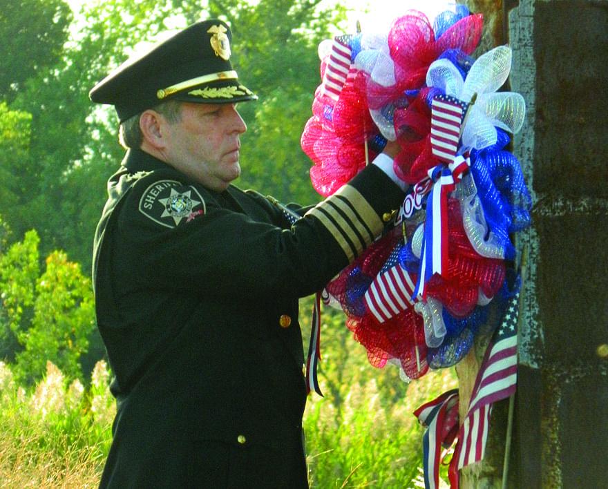 DeWitt 9/11 Memorial Service honors lost lives