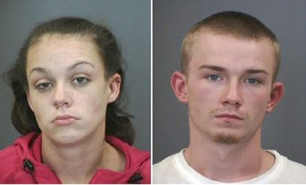 Two arrested for assault in stabbing incident in DeWitt