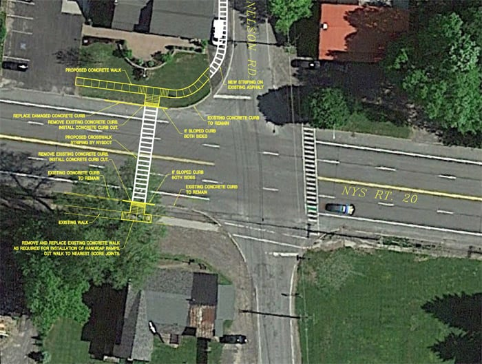 Public meeting will review Nelson's hamlet improvement plan