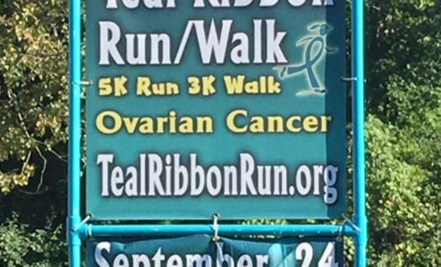 Teal Ribbon Run/Walk returns to Minoa Sept. 24