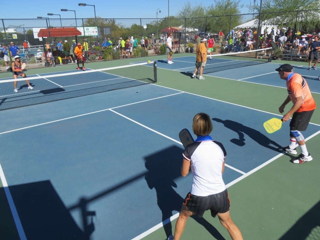 Parks and Rec Corner: Lysander to host area's first outdoor pickleball tournament