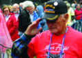 Local veterans take part in latest Honor Flight mission