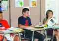 JE students hone debate skills