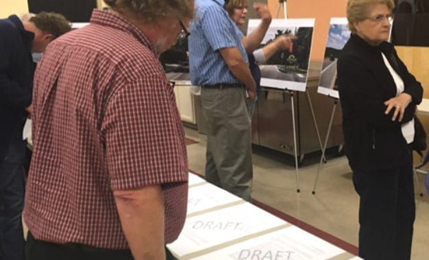 Residents get updated on Jamesville Master Plan progress