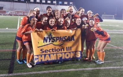 Warriors reclaim girls soccer AA sectional title