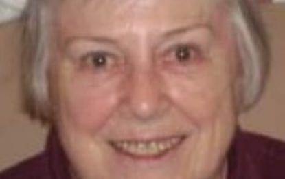 Nancy Moynihan, 86