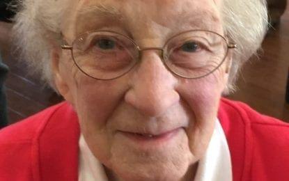 Eleanor Edwards, 100