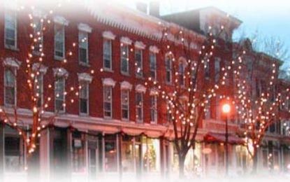 Historic Caz Business District plans holiday events