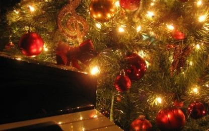 'Silent Night' best celebrated on the piano