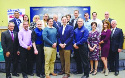 Local business leaders take part in Emerging Leaders