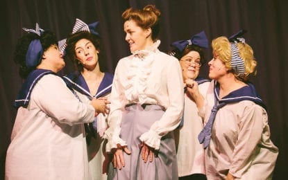 Theater review: BTG stages rousing, romantic rendition of 'The Music Man'