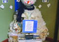 Marcellus Library brings books and snowmen together