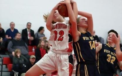 B'ville girls fall again to West Genesee