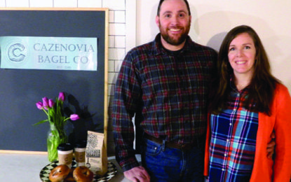 New shop to offer New York City bagels with a Cazenovia twist