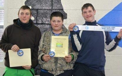 Cazenovia Boy Scout Troop 18 wins Klondike Derby