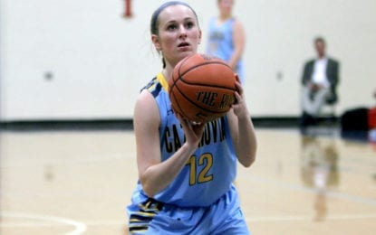CAZENOVIA COLLEGE BASKETBALL: Girard reaches historic 1,000 career point milestone